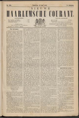 Nieuwe Haarlemsche Courant 1882-06-29
