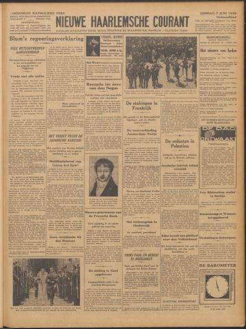 Nieuwe Haarlemsche Courant 1936-06-07