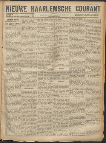 Nieuwe Haarlemsche Courant 1921-08-12