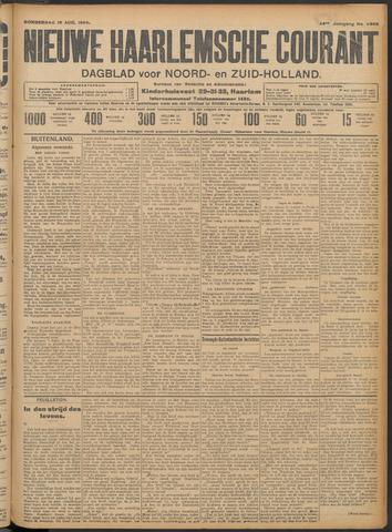 Nieuwe Haarlemsche Courant 1909-08-19
