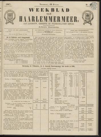 Weekblad van Haarlemmermeer 1867-07-19