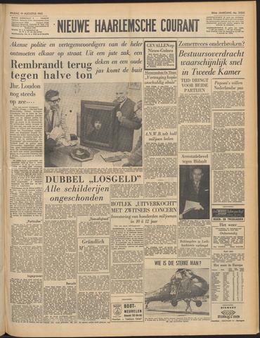 Nieuwe Haarlemsche Courant 1962-08-10