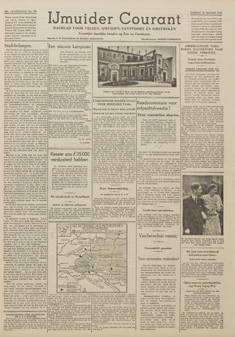 IJmuider Courant 1939-01-10