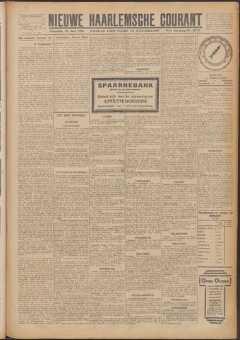 Nieuwe Haarlemsche Courant 1924-06-25