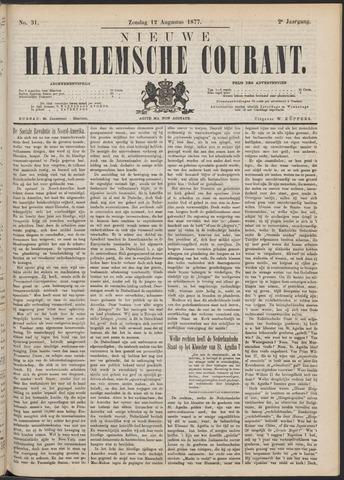 Nieuwe Haarlemsche Courant 1877-08-12