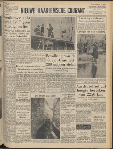Nieuwe Haarlemsche Courant 1956-06-07
