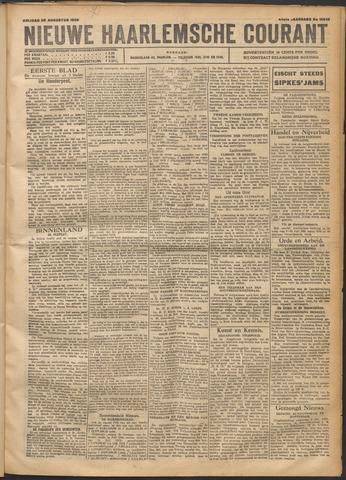 Nieuwe Haarlemsche Courant 1920-08-20