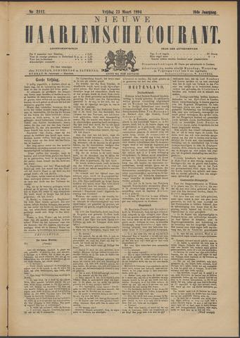 Nieuwe Haarlemsche Courant 1894-03-23