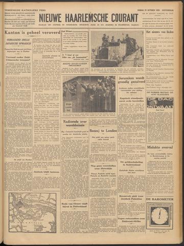 Nieuwe Haarlemsche Courant 1938-10-23