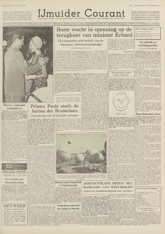 IJmuider Courant 1959-06-08