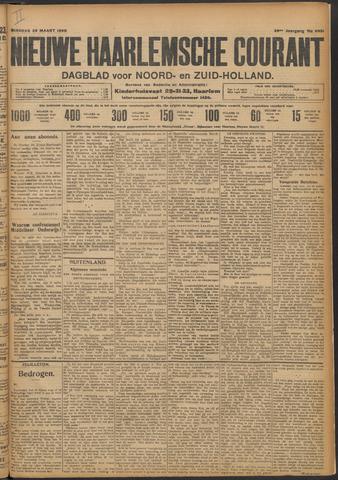Nieuwe Haarlemsche Courant 1909-03-30