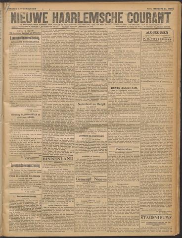 Nieuwe Haarlemsche Courant 1919-11-07