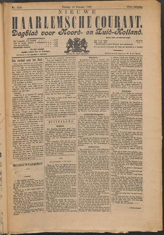 Nieuwe Haarlemsche Courant 1902-02-18