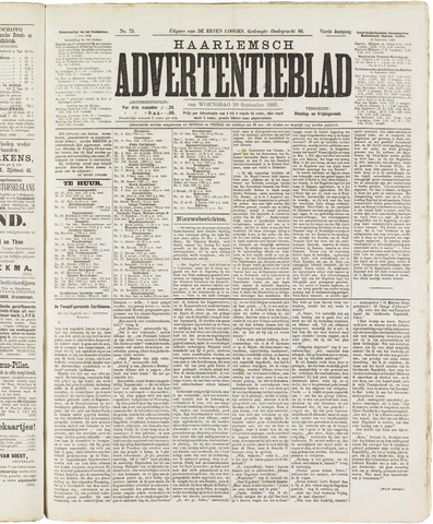 Haarlemsch Advertentieblad 1882-09-20