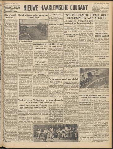 Nieuwe Haarlemsche Courant 1949-05-18