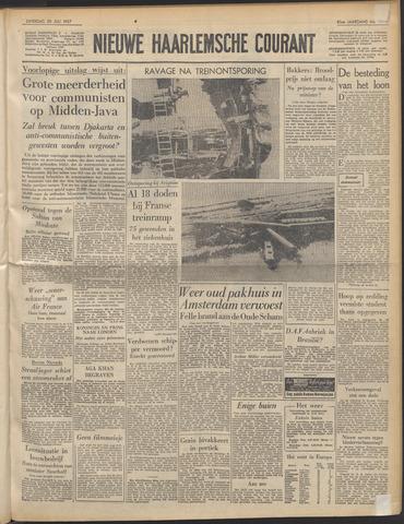 Nieuwe Haarlemsche Courant 1957-07-20