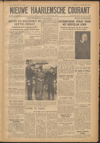 Nieuwe Haarlemsche Courant 1946-02-05