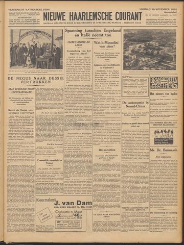 Nieuwe Haarlemsche Courant 1935-11-29