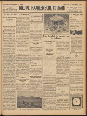Nieuwe Haarlemsche Courant 1935-11-09