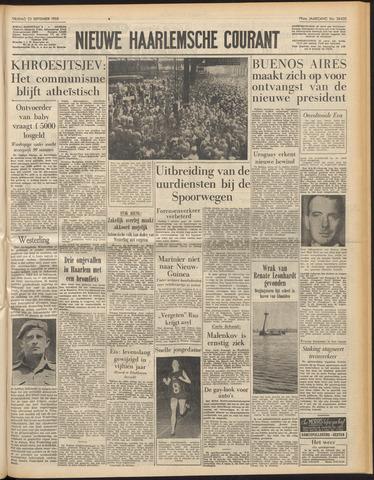 Nieuwe Haarlemsche Courant 1955-09-23