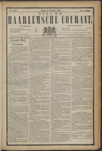Nieuwe Haarlemsche Courant 1890-11-30