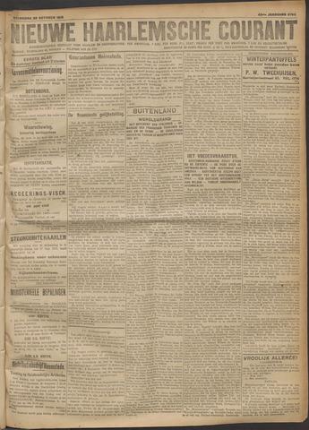 Nieuwe Haarlemsche Courant 1918-10-30