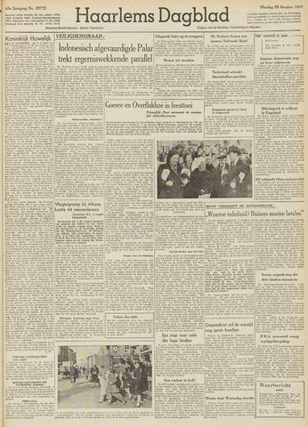 Haarlem's Dagblad 1947-10-28