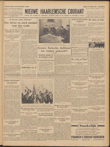 Nieuwe Haarlemsche Courant 1939-10-29