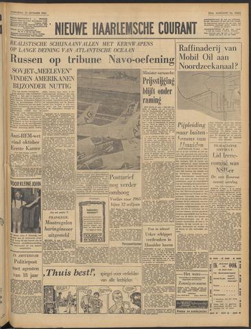 Nieuwe Haarlemsche Courant 1964-09-23