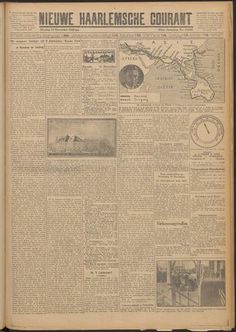 Nieuwe Haarlemsche Courant 1925-11-10