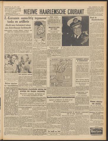 Nieuwe Haarlemsche Courant 1950-06-29