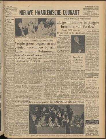 Nieuwe Haarlemsche Courant 1956-06-08