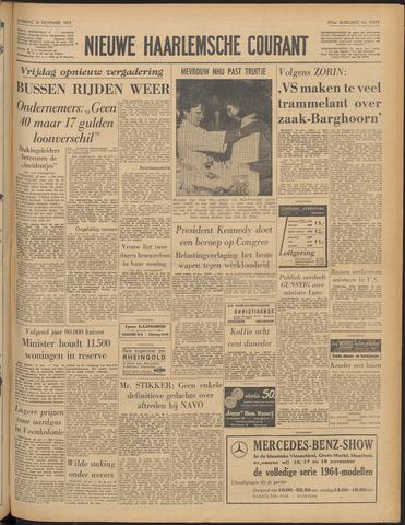Nieuwe Haarlemsche Courant 1963-11-16