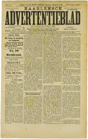 Haarlemsch Advertentieblad 1895-03-16