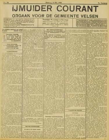 IJmuider Courant 1922-05-06
