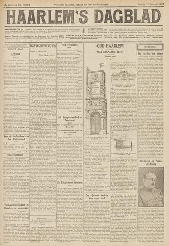 Haarlem's Dagblad 1926-02-12