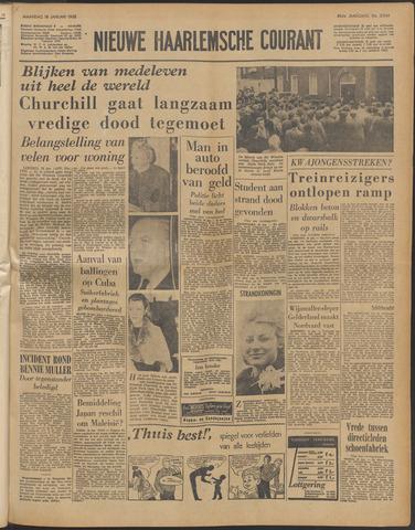 Nieuwe Haarlemsche Courant 1965-01-18