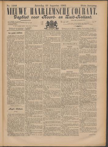 Nieuwe Haarlemsche Courant 1903-08-29