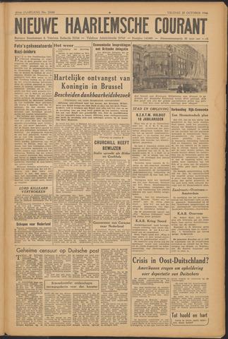 Nieuwe Haarlemsche Courant 1946-10-25