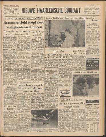 Nieuwe Haarlemsche Courant 1960-08-16