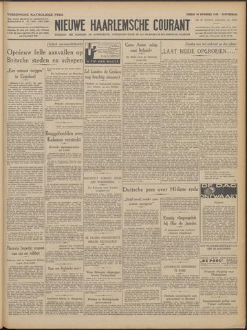 Nieuwe Haarlemsche Courant 1940-11-10