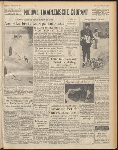 Nieuwe Haarlemsche Courant 1956-02-22