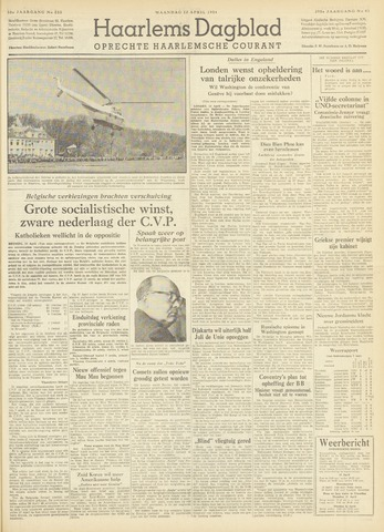 Haarlem's Dagblad 1954-04-12