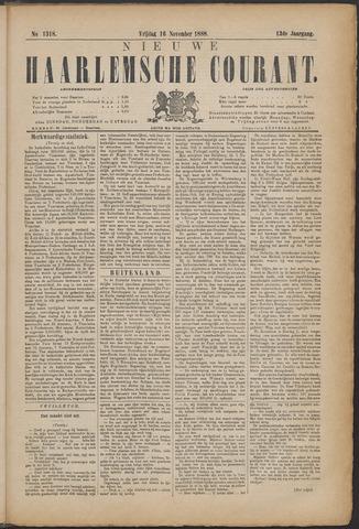 Nieuwe Haarlemsche Courant 1888-11-16