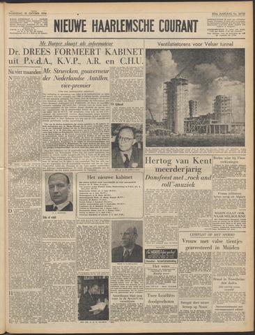 Nieuwe Haarlemsche Courant 1956-10-10