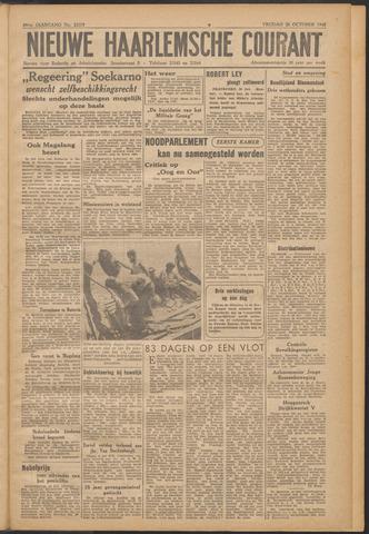 Nieuwe Haarlemsche Courant 1945-10-26
