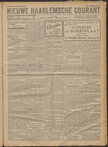 Nieuwe Haarlemsche Courant 1920-09-25