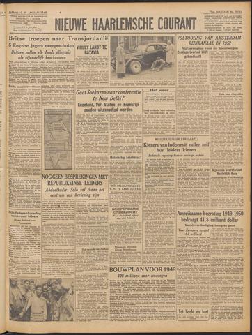 Nieuwe Haarlemsche Courant 1949-01-10