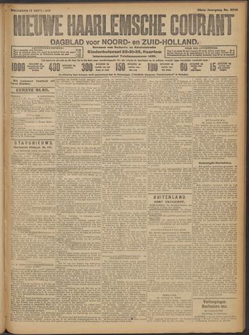 Nieuwe Haarlemsche Courant 1913-09-17