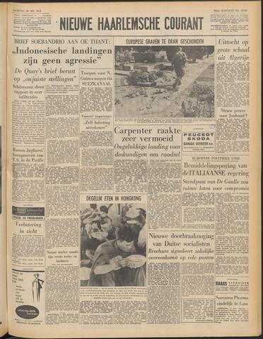 Nieuwe Haarlemsche Courant 1962-05-26